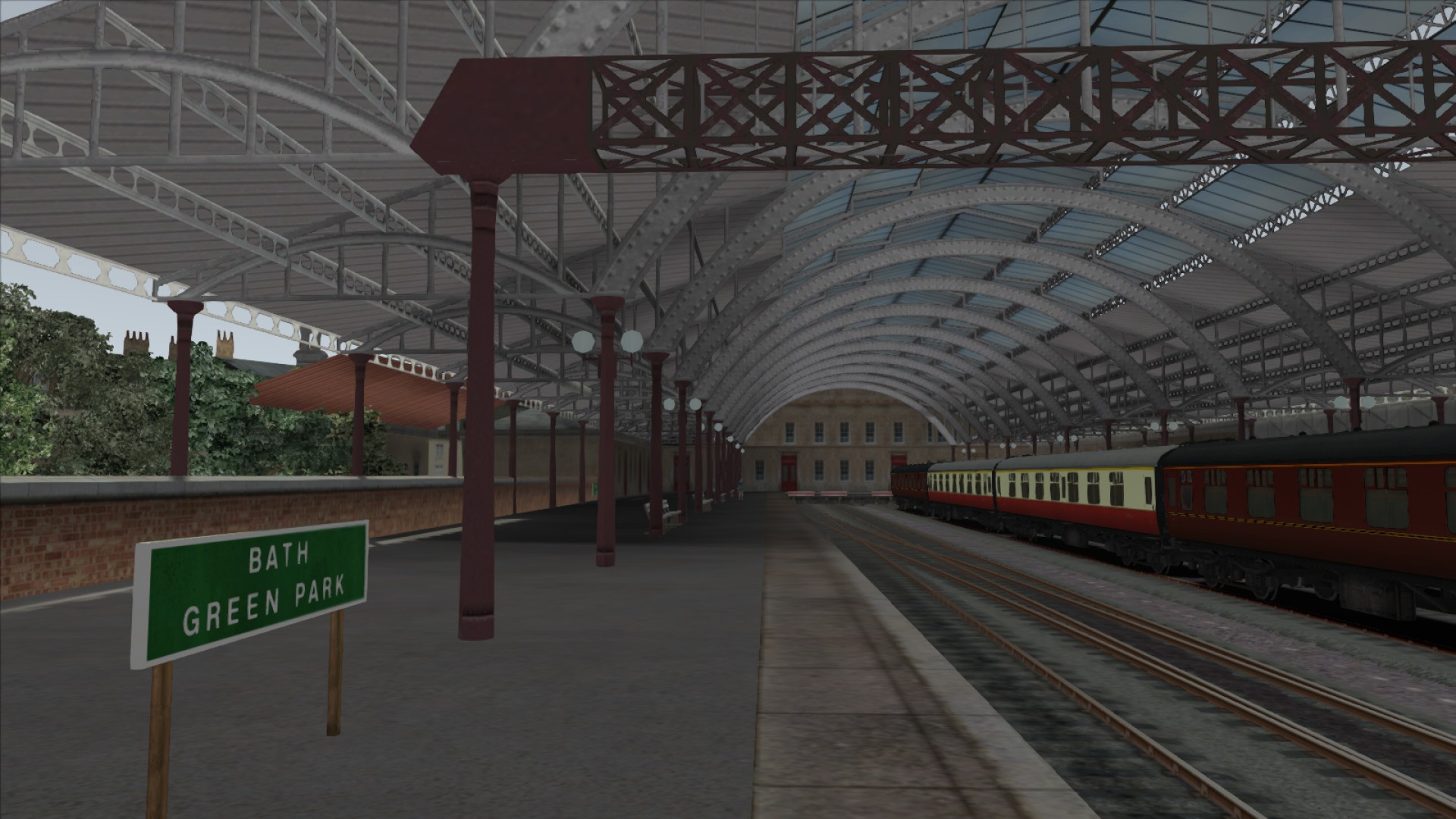 Train Simulator: Somerset & Dorset Railway Route Add-On screenshot