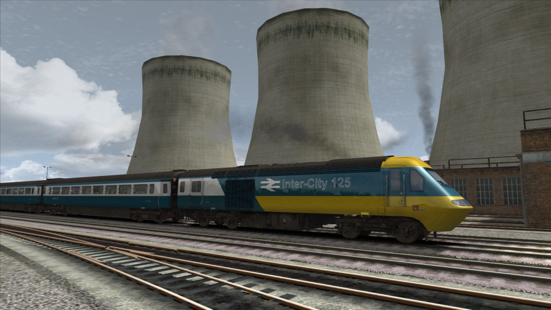 Train Simulator: East Coast Main Line Route Add-On screenshot