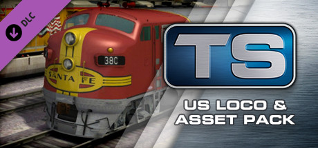 Train Simulator: US Loco & Asset Pack
