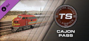Train Simulator: Cajon Pass Route Add-On