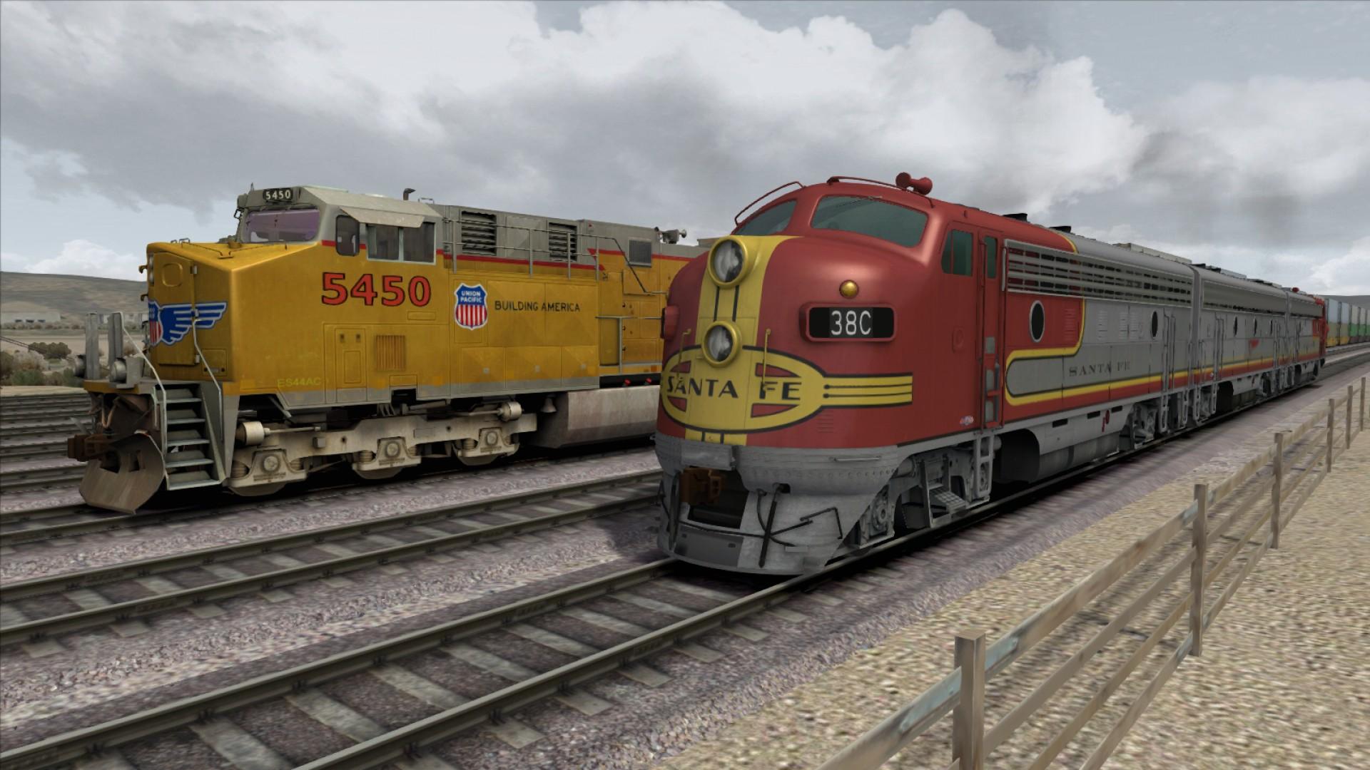 Train Simulator: Cajon Pass Route Add-On screenshot