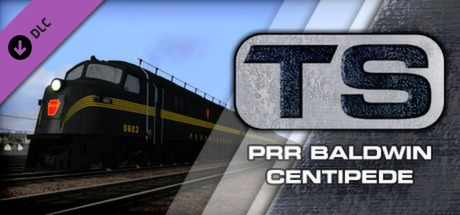 Train Simulator: PRR Baldwin Centipede Loco Add-On