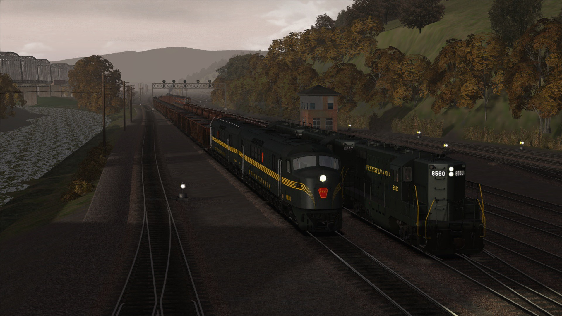 Train Simulator: PRR Baldwin Centipede Loco Add-On screenshot