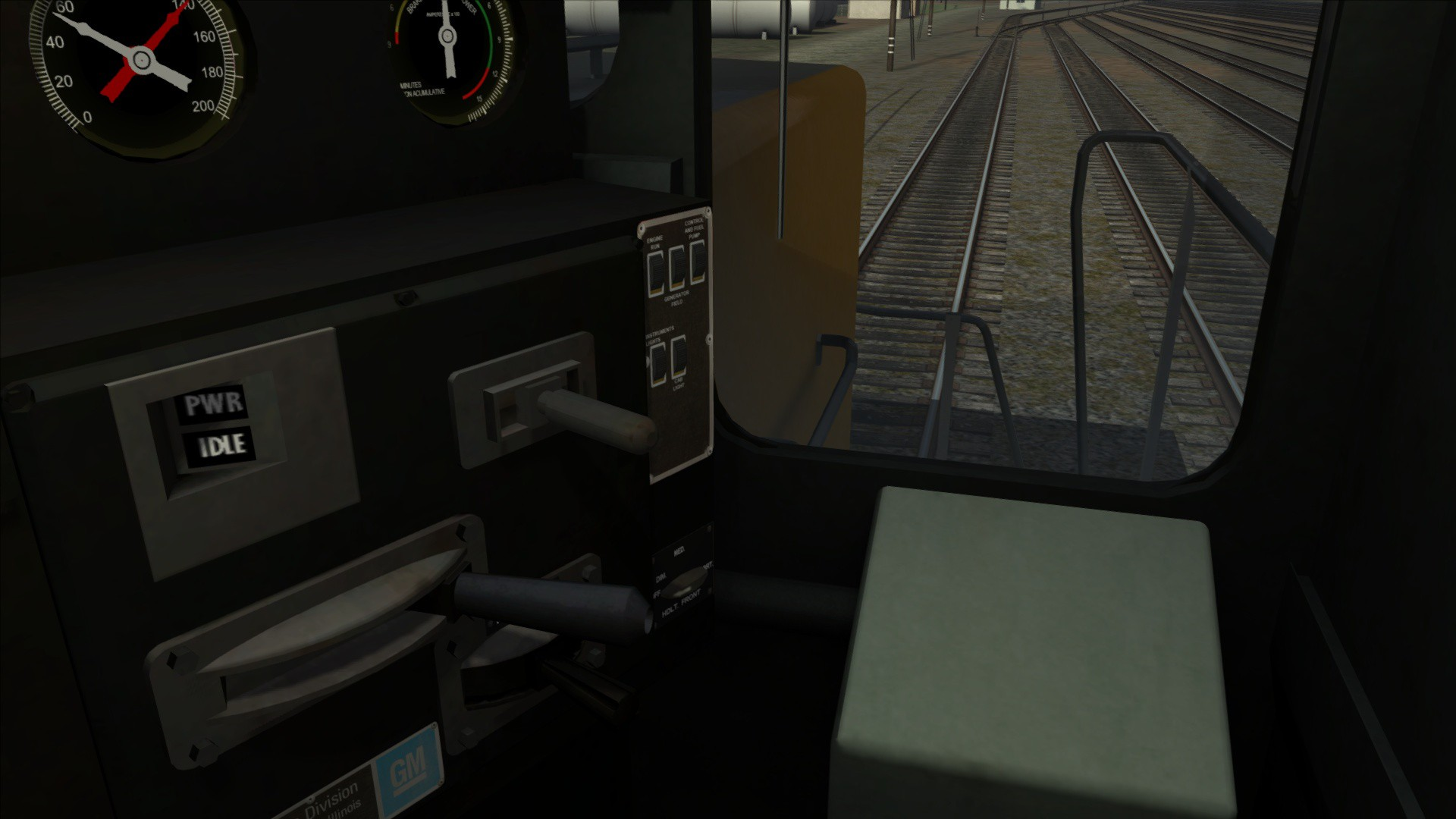 Train Simulator: Union Pacific SD45 Loco Add-On screenshot