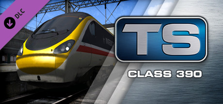 Train Simulator: Class 390 EMU Add-On