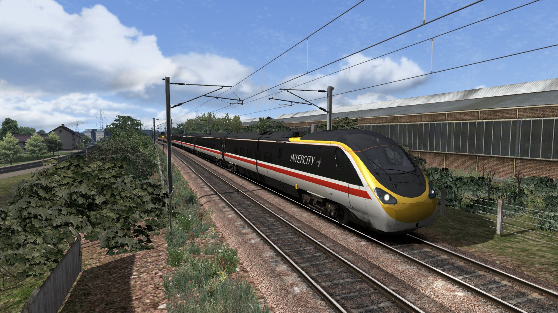 Train Simulator: Class 390 EMU Add-On screenshot