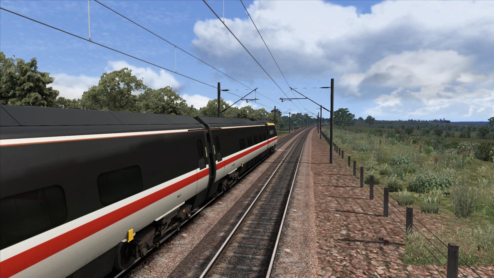 Train Simulator: Class 390 EMU Add-On screenshot