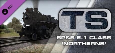Train Simulator: SP&S E-1 Class 'Northern' Loco Add-On