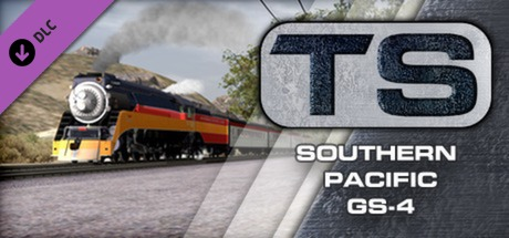 Train Simulator: Southern Pacific GS-4 Loco Add-On