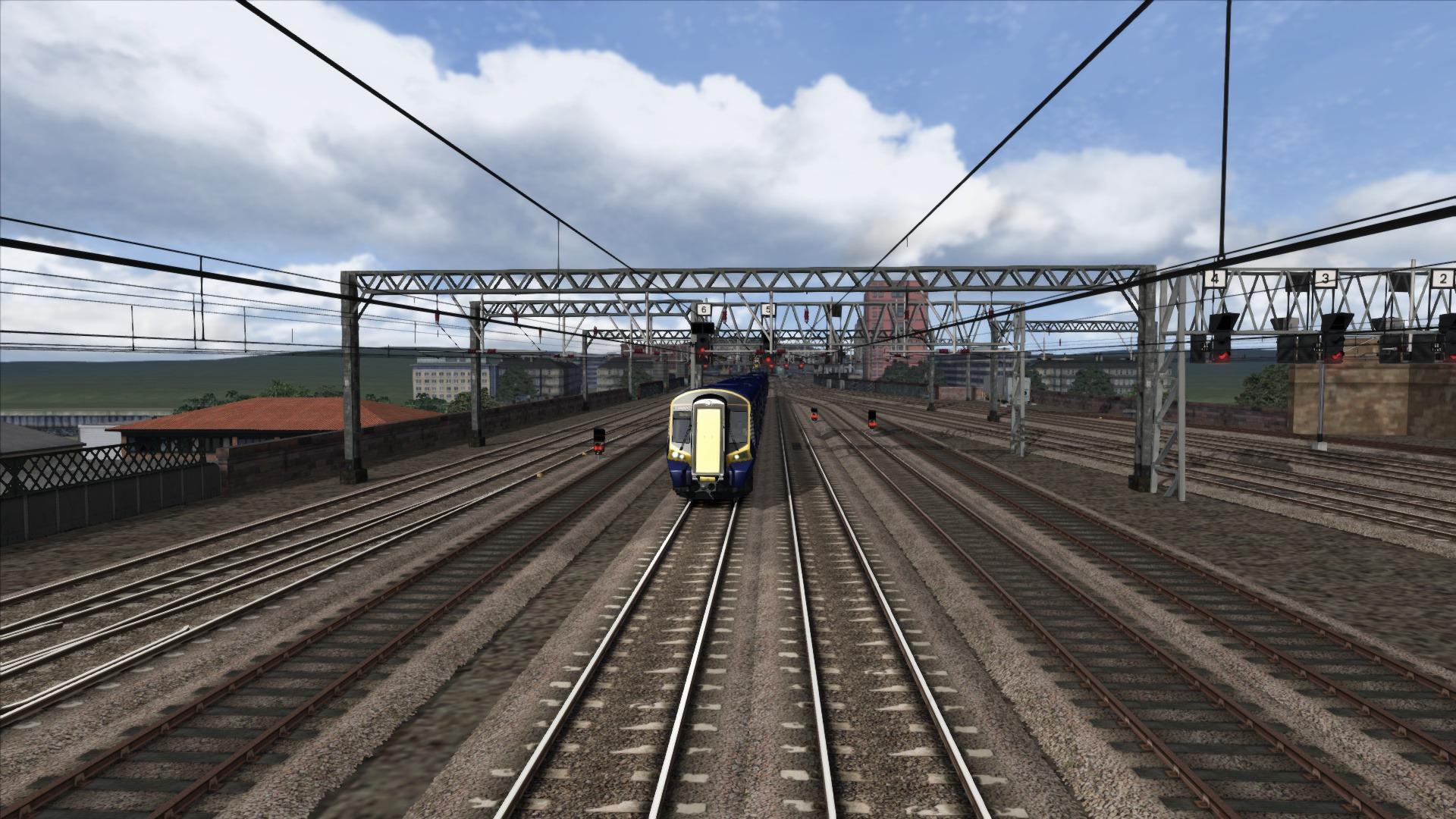 Train Simulator: ScotRail Class 380 EMU Add-On screenshot