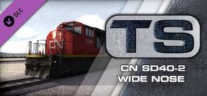 Train Simulator: CN SD40-2 Wide Nose Loco Add-On