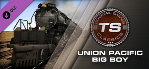 Train Simulator: Union Pacific Big Boy Loco Add-On
