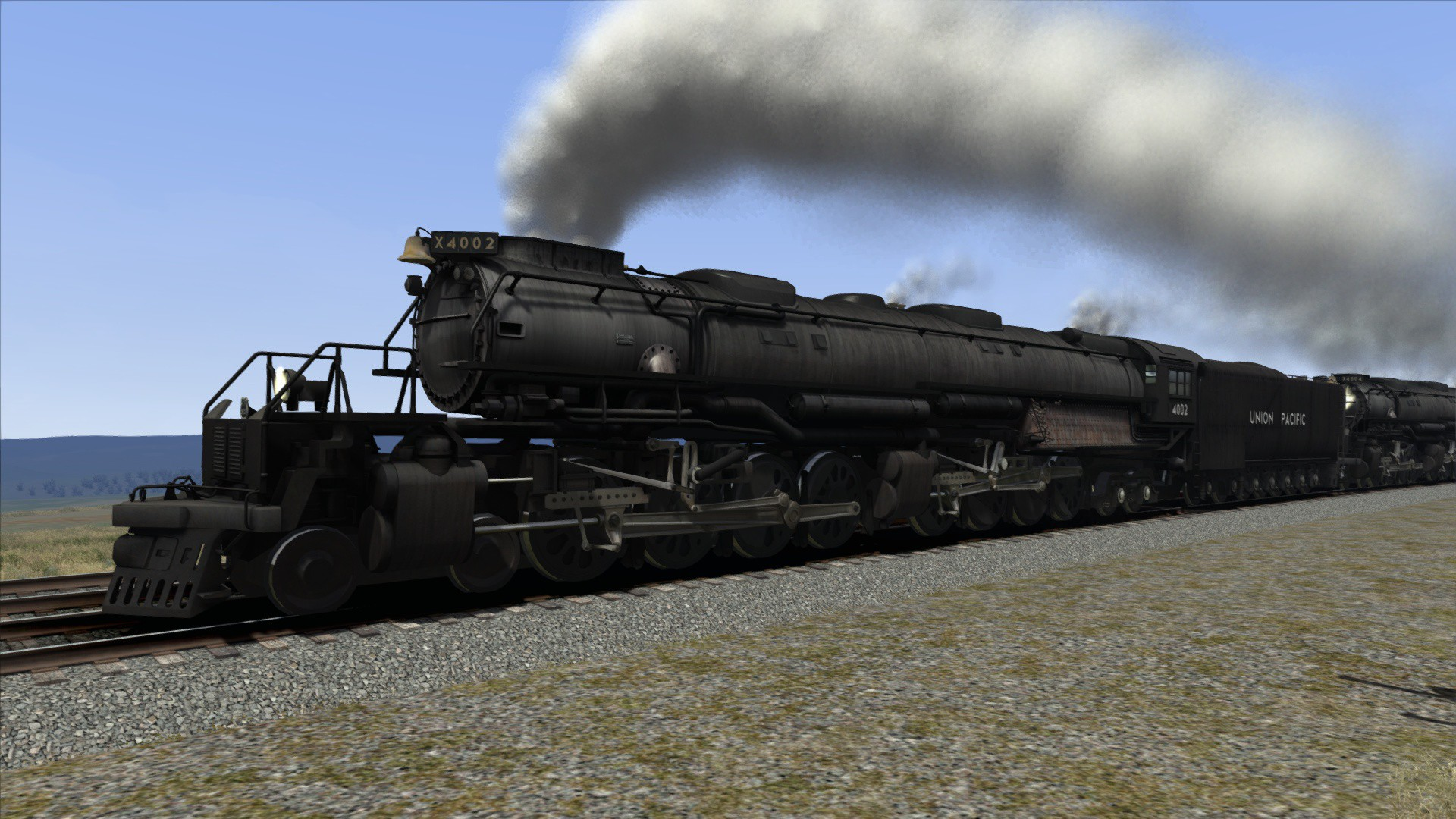 Train Simulator: Union Pacific Big Boy Loco Add-On screenshot