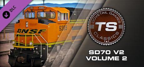Train Simulator: SD70 V2 Volume 2 Loco Add-On