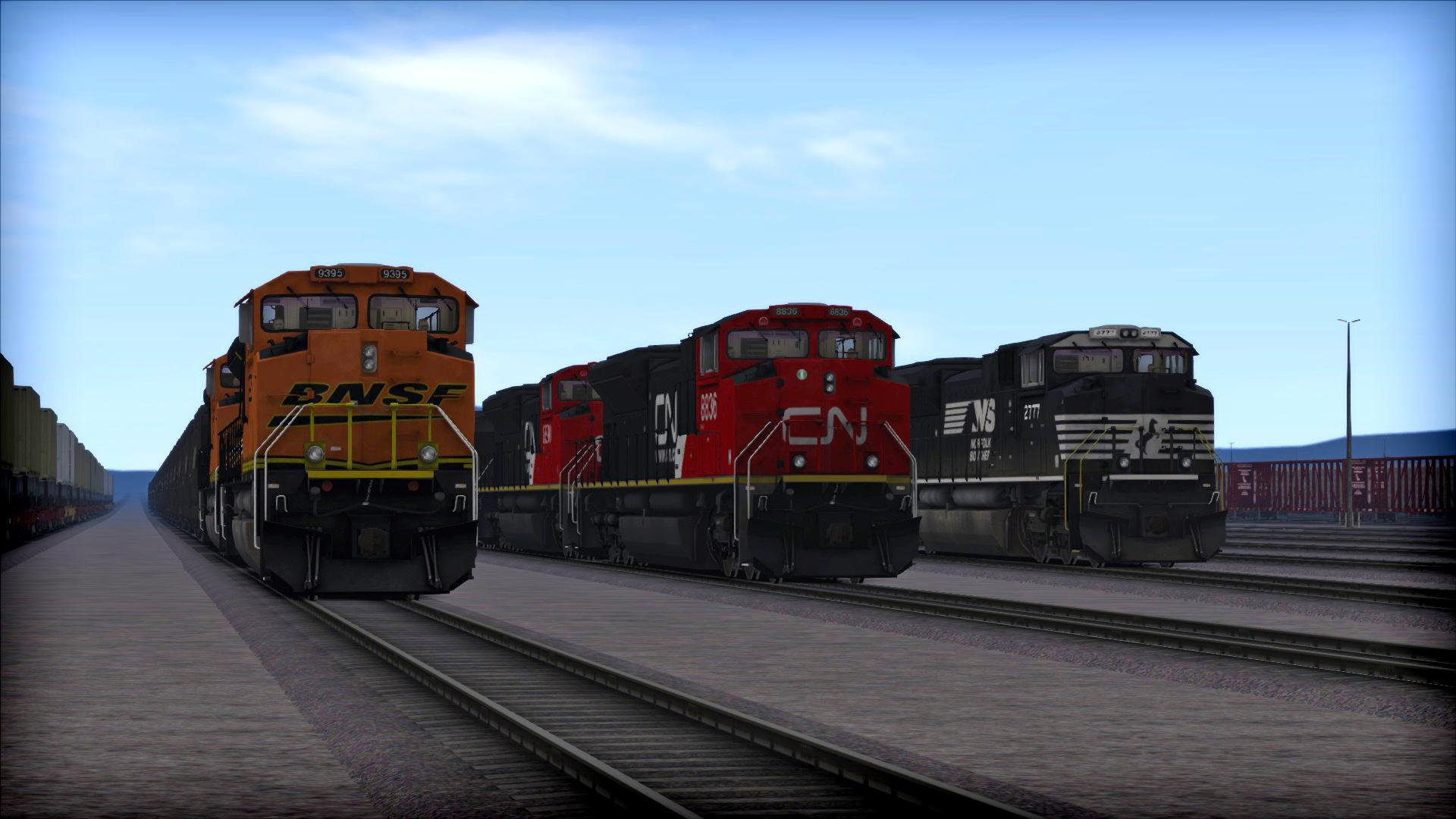 Train Simulator: SD70 V2 Volume 2 Loco Add-On screenshot