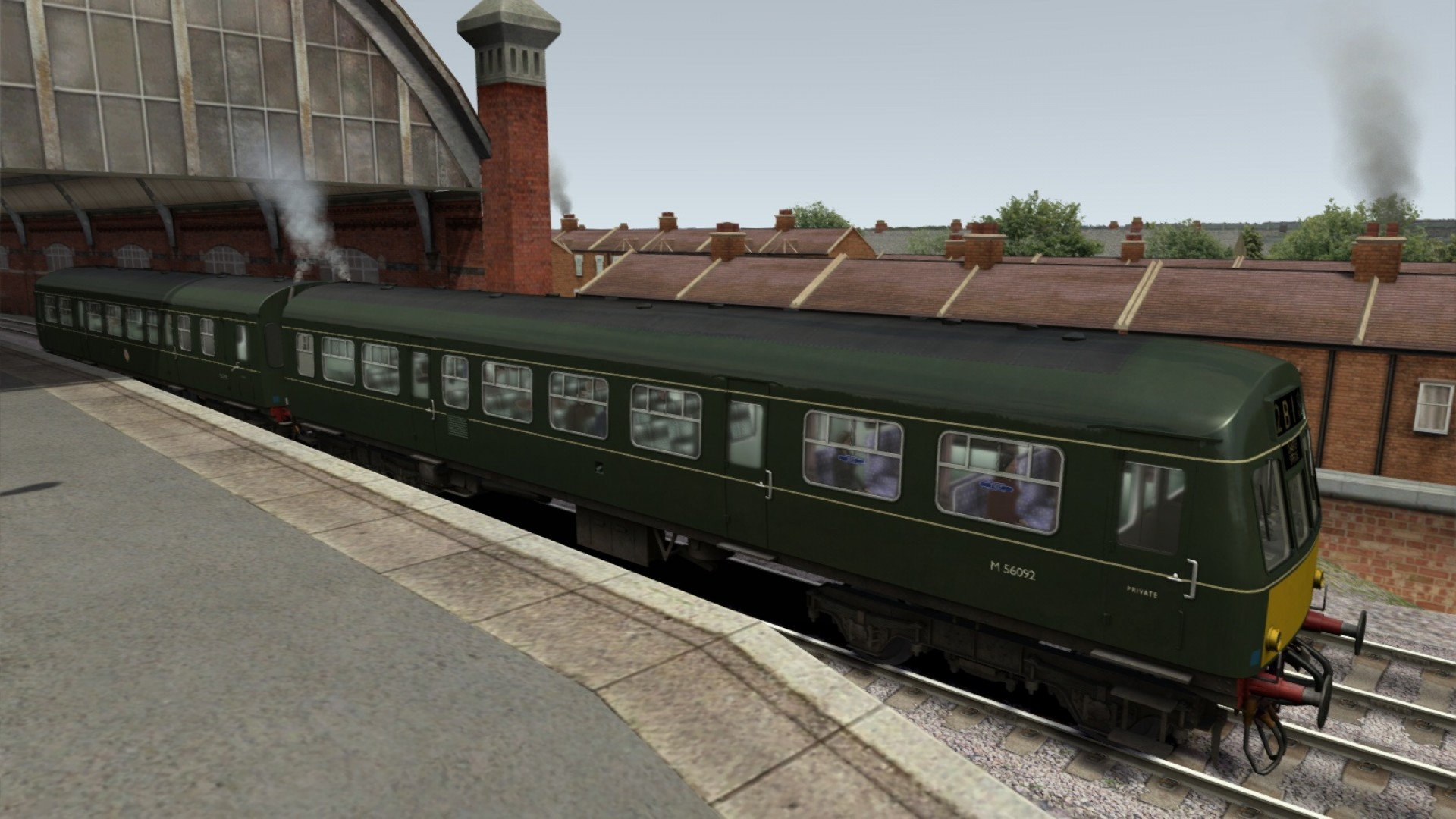 Train Simulator: Class 111 DMU Add-On screenshot