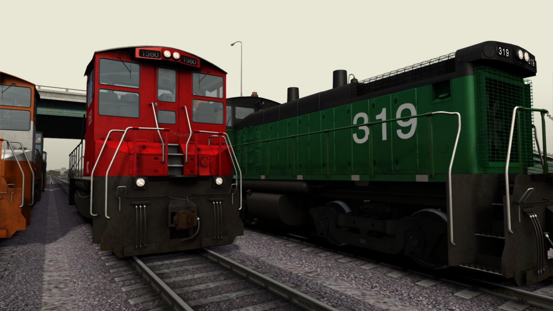 Train Simulator: SW1500 Switcher Loco Add-On screenshot