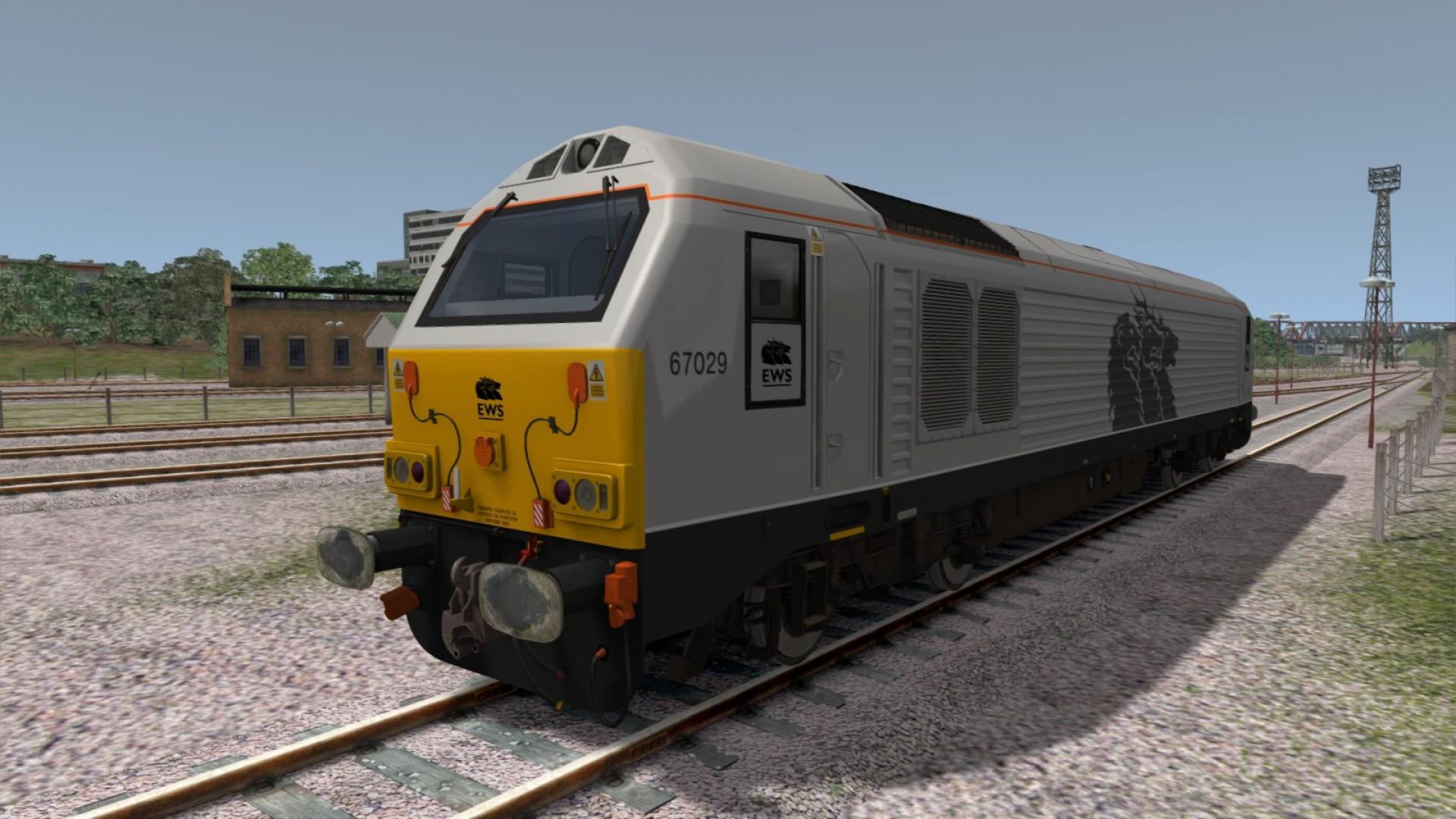 Train Simulator: EWS Class 67 Loco Add-On screenshot