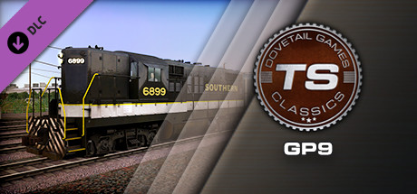 Train Simulator: GP9 Loco Add-On
