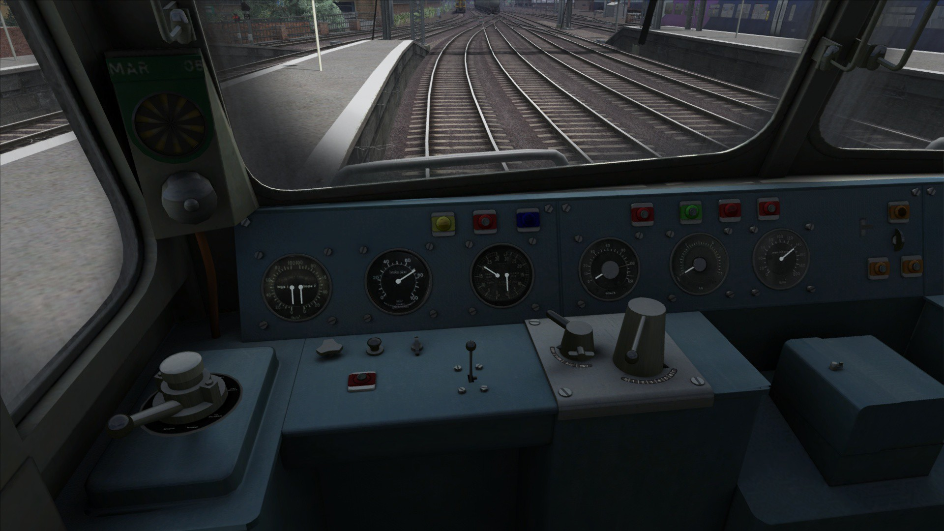 Train Simulator: BR Class 50 Loco Add-On screenshot