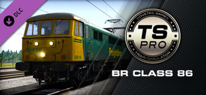 Train Simulator: Class 86 Loco Add-On