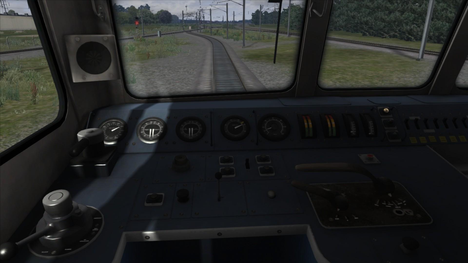 Train Simulator: Class 86 Loco Add-On - FAILMID