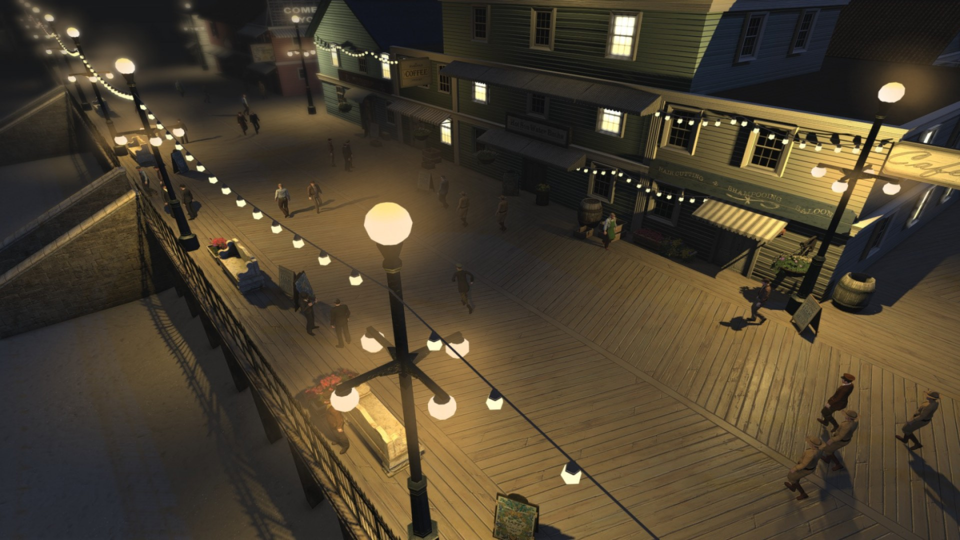 Omerta: City of Gangsters screenshot 1
