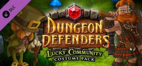 Dungeon Defenders Lucky Costume Pack