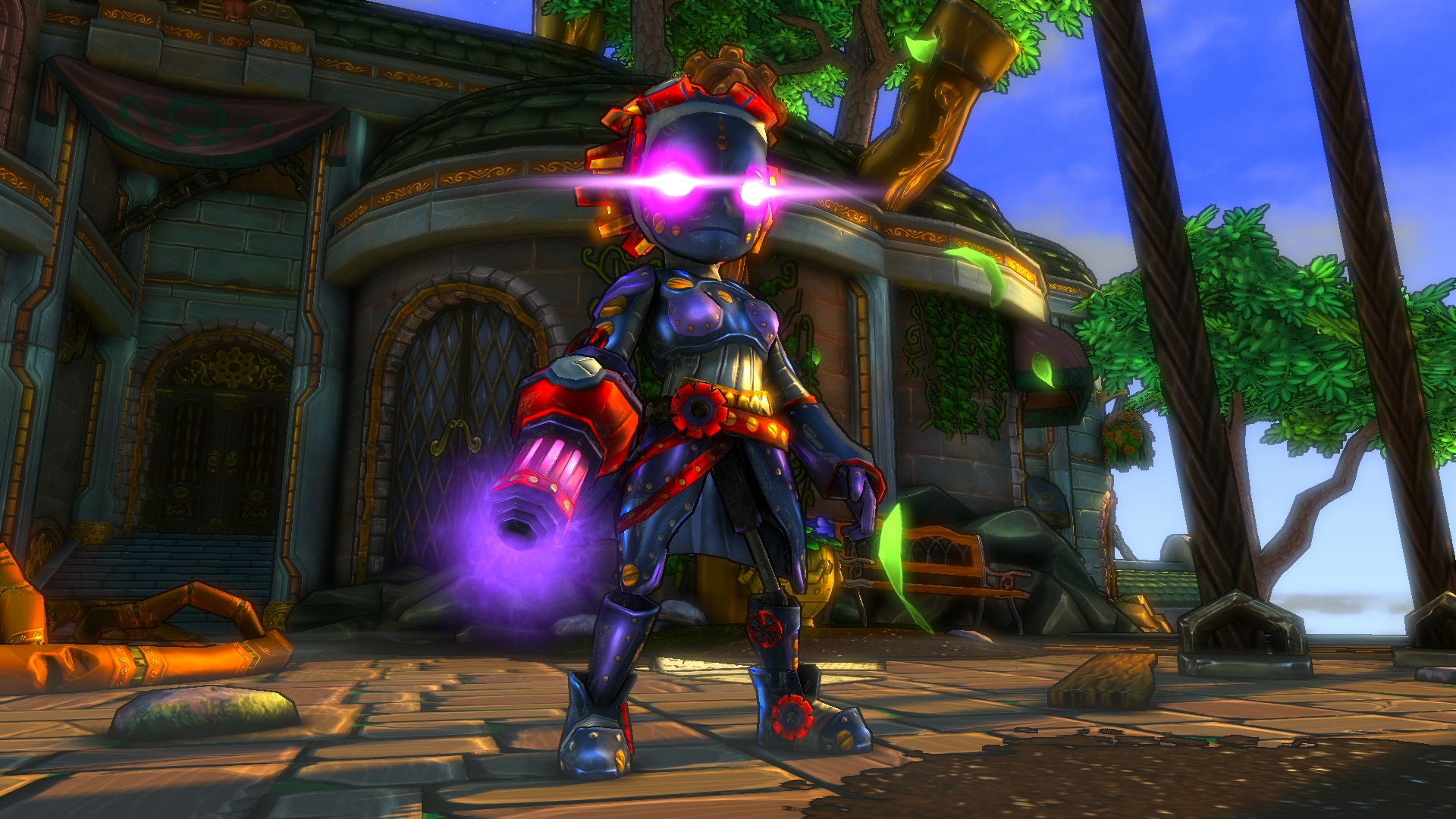 Dungeon Defenders: Series EV Hero DLC screenshot