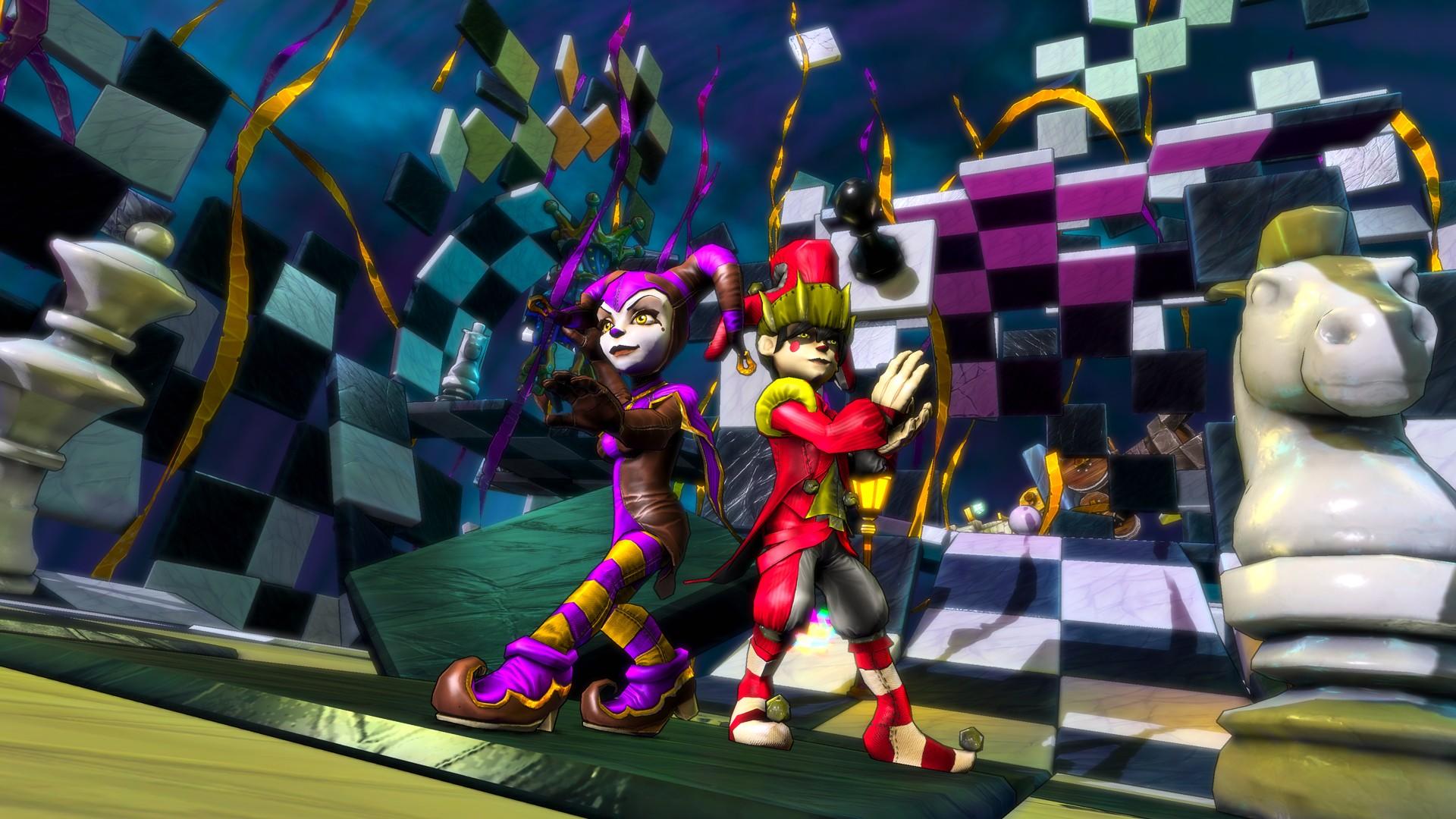 Dungeon Defenders: Jester Hero DLC screenshot
