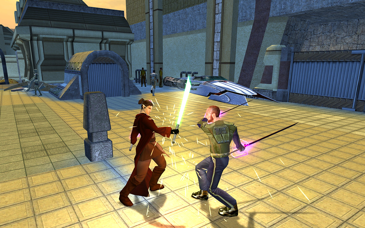 Star Wars Knights of the Old Republic II: The Sith Lords Free Download image 3