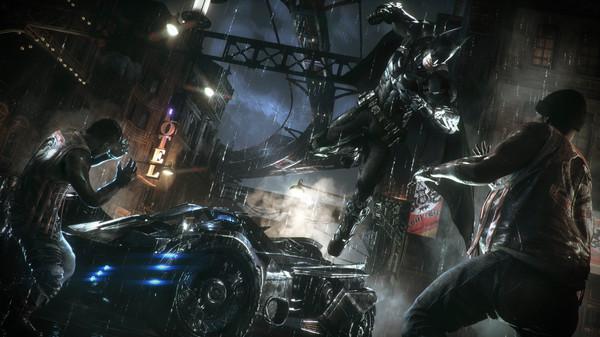 Batman Arkham Knight v1.0-Update 2016.03.08 Plus 15 Trainer-FLiNG