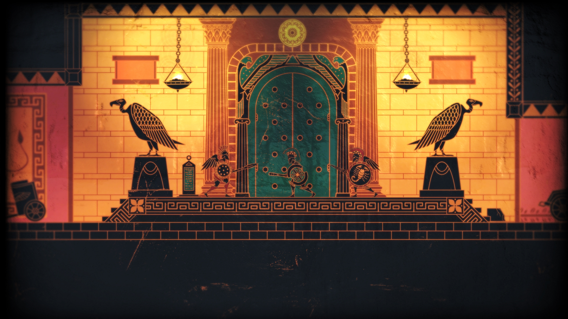 Apotheon screenshot 1