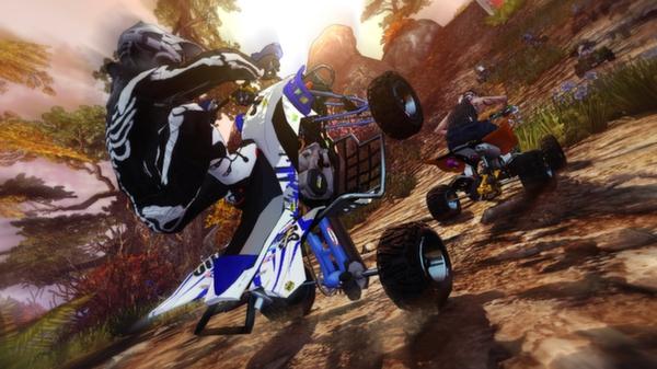 скриншот Mad Riders 3
