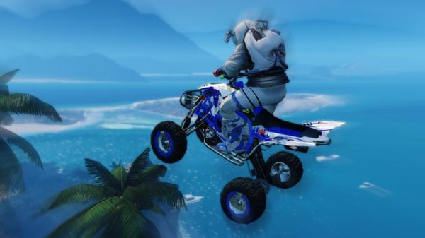 скриншот Mad Riders 2