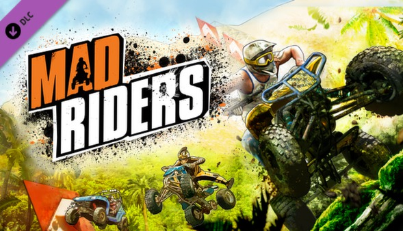 скриншот Mad Riders - Daredevil Map Pack 0