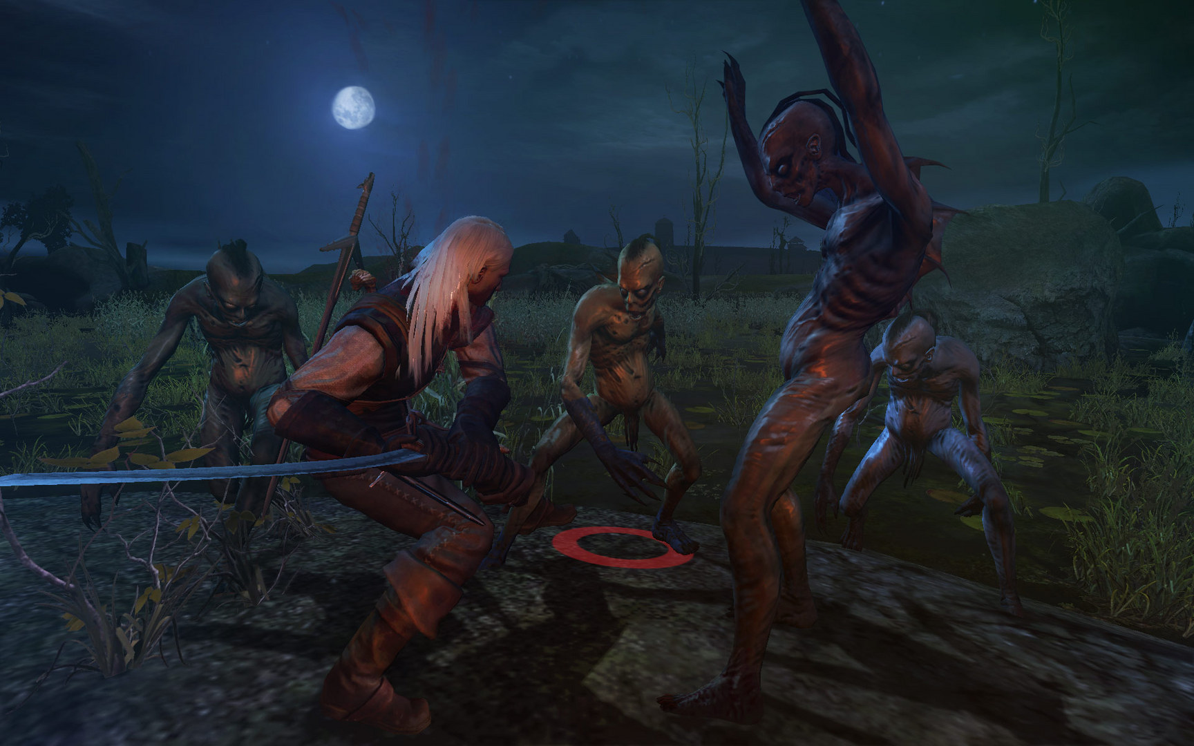 The Witcher: Enhanced Edition screenshot 3