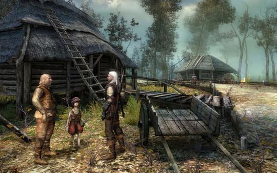 تحميل لعبة Witcher