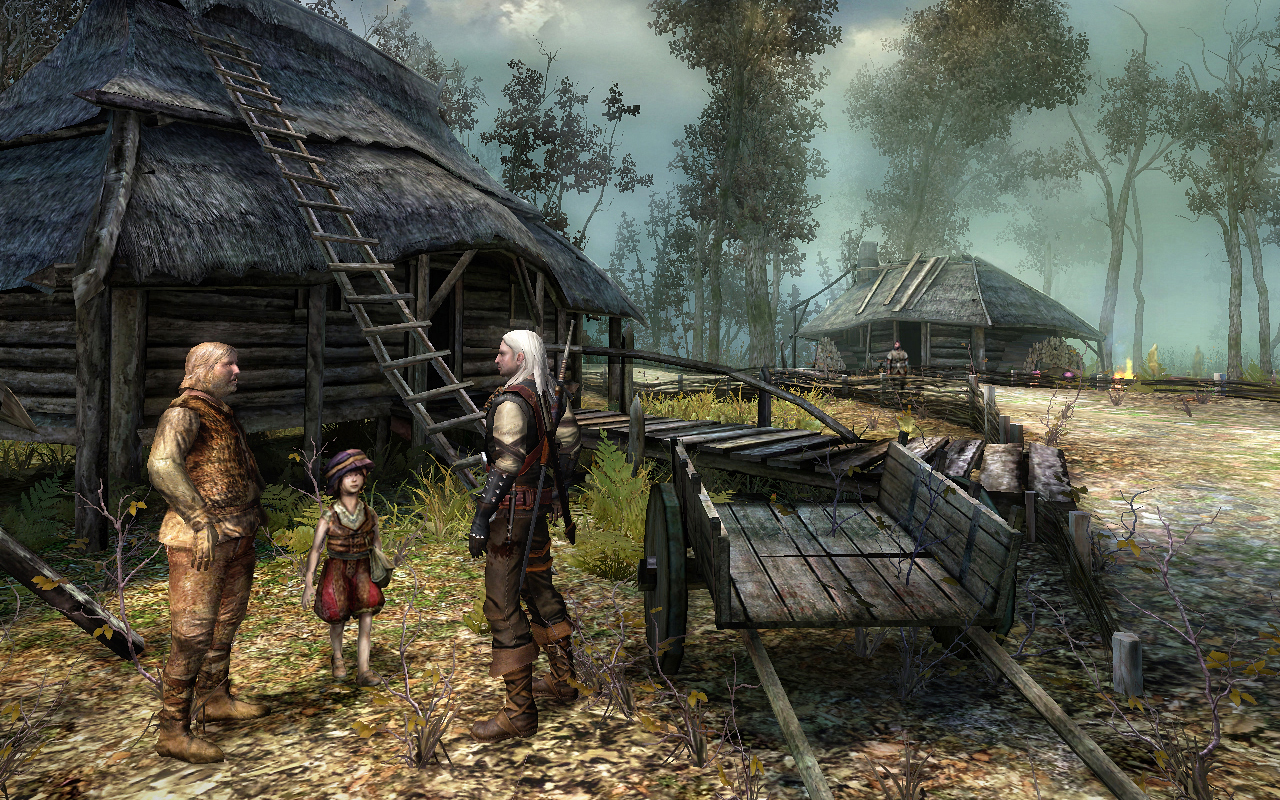 The Witcher: Enhanced Edition Director's Cut screenshot