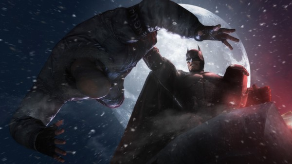 Batman™:ArkhamOrigins スクリーンショット3