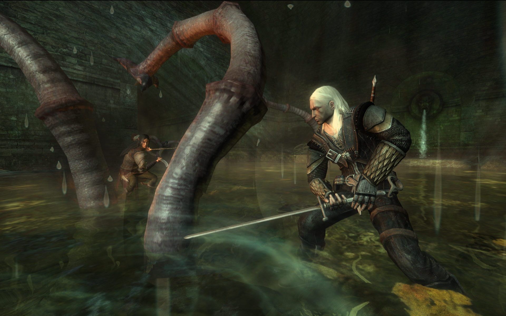 The Witcher: Director's Cut Update screenshot