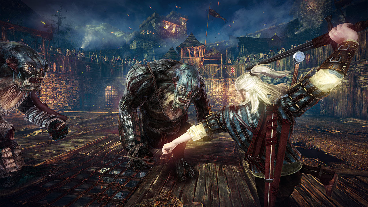 The Witcher 2: Assassins of Kings. Enhanced Edition [GoG] [2011|Rus|Eng|Multi12]