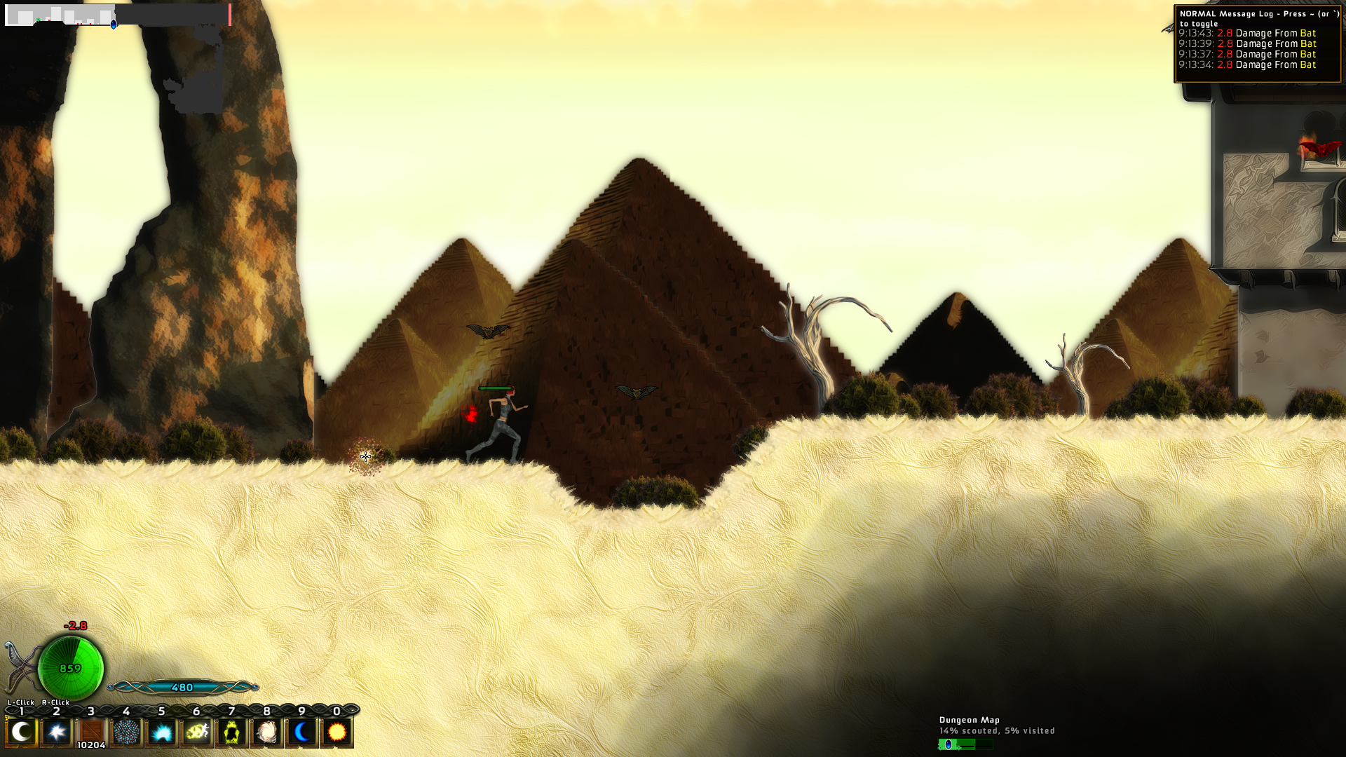 A Valley Without Wind screenshot