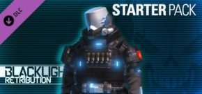 Blacklight: Retribution - Starter Pack