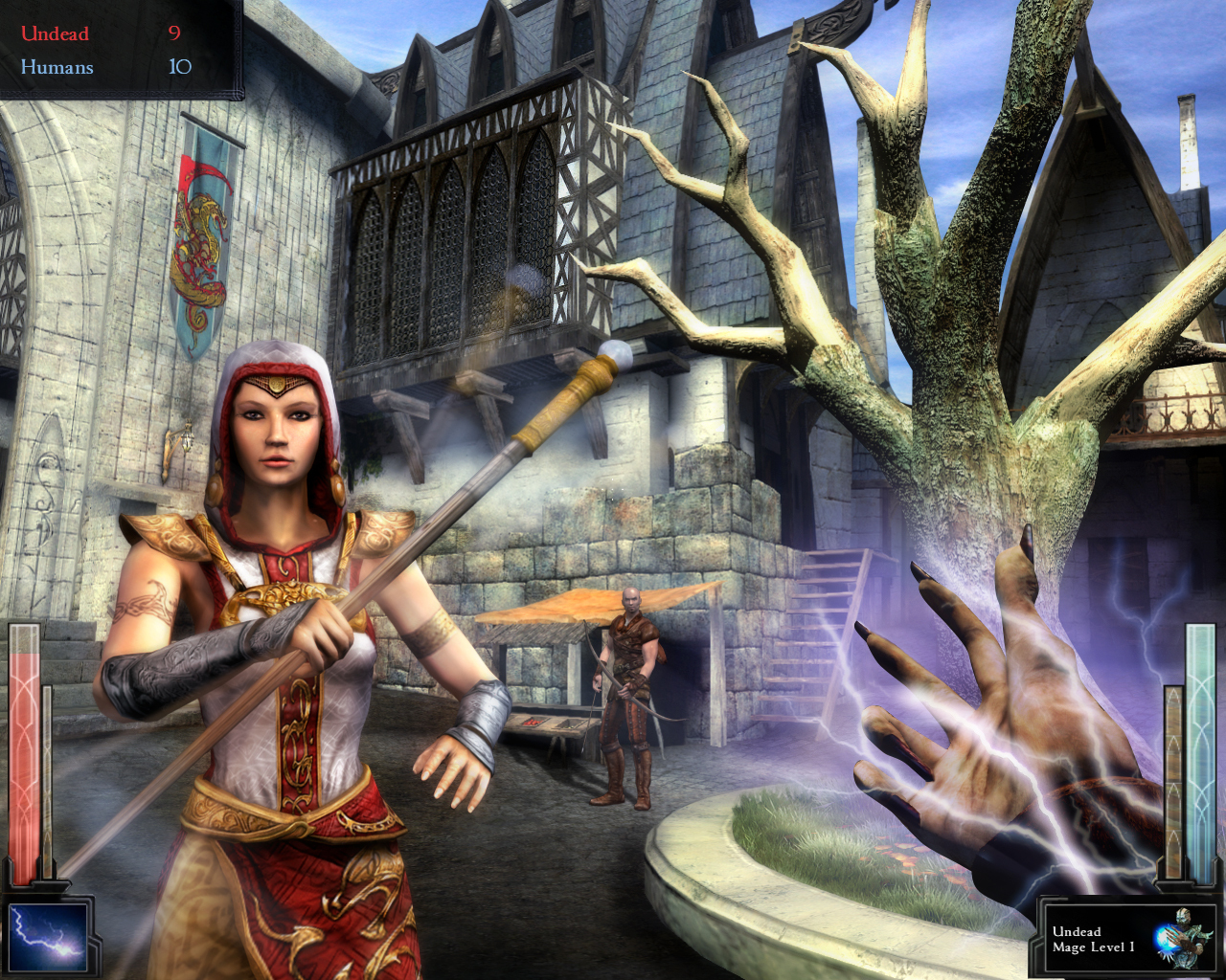 Dark Messiah of Might and Magic Screenshot 2