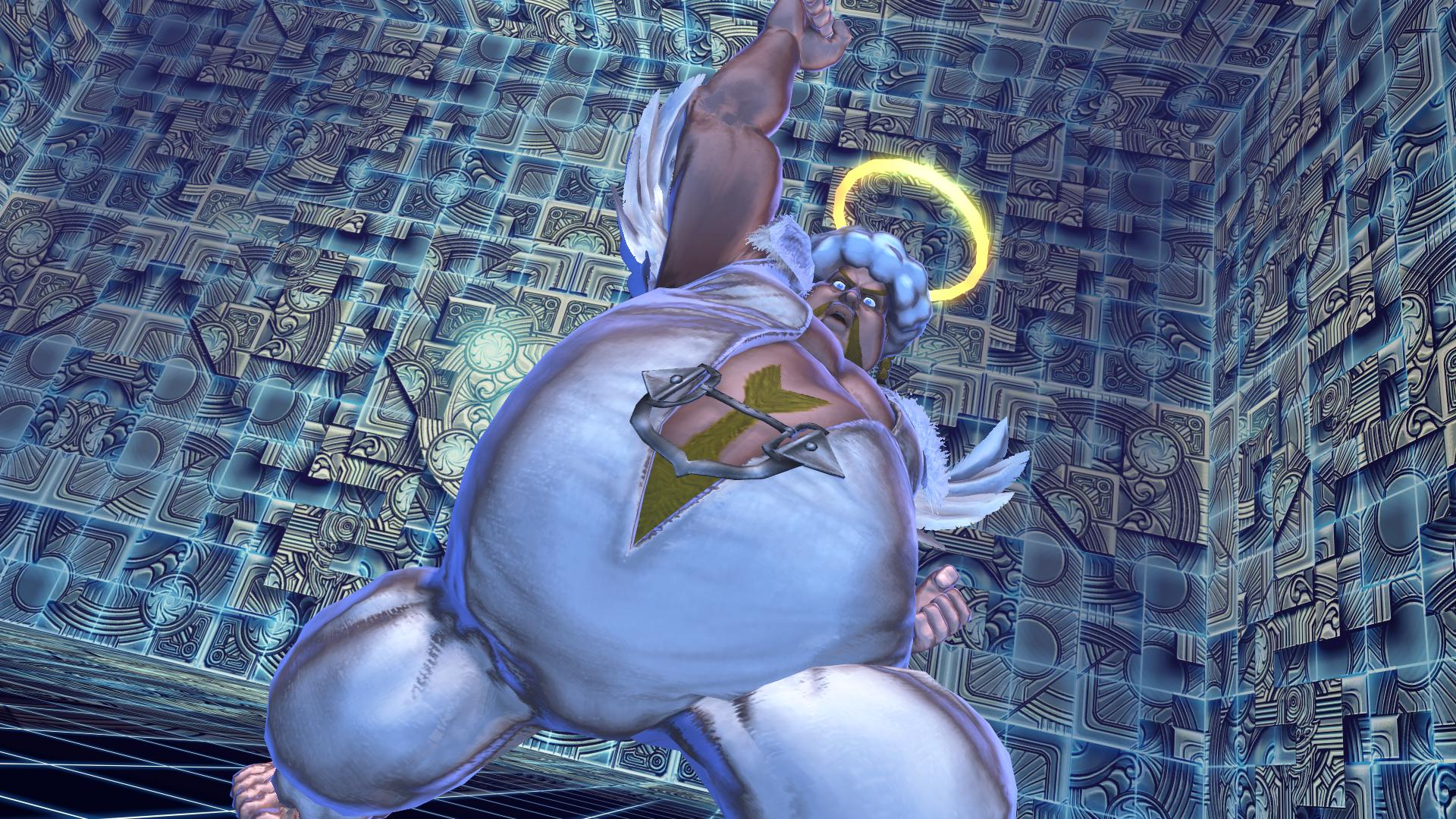 Street Fighter X Tekken: Street Fighter Swap Costume Complete Pack screenshot