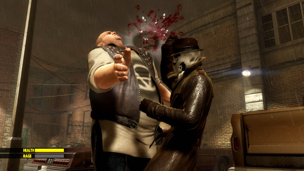 Watchmen: The End is Nigh PC-RG Mechanics
