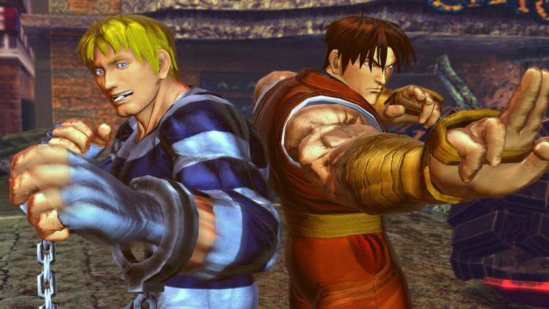 Street Fighter X Tekken: Additional 12 Characters Pack screenshot