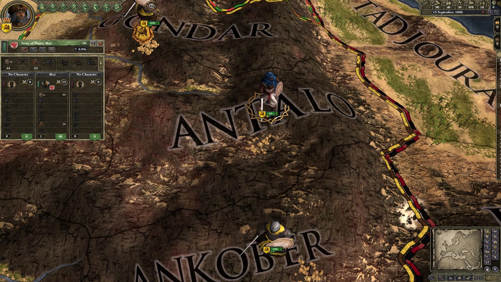 Crusader Kings II: African Unit Pack screenshot