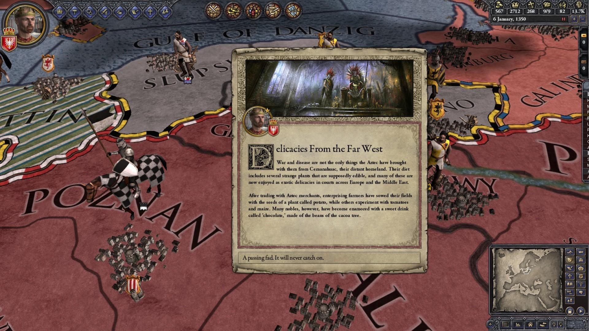 Expansion - Crusader Kings II: Sunset Invasion screenshot